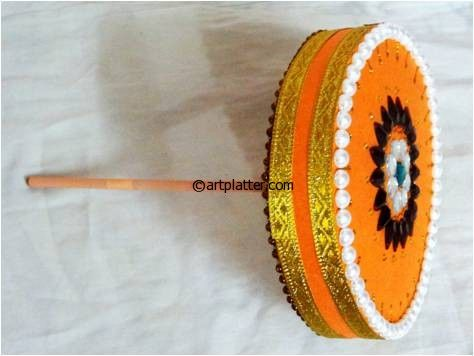 Ganesh Chaturthi Umbrella – Tutorial