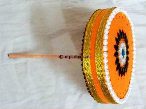 Ganesh Chaturthi Umbrella – Tutorial
