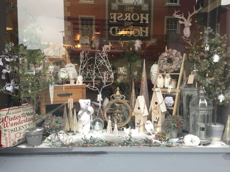 Christmas window browsers.ie