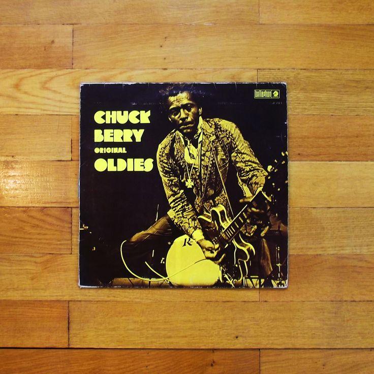 One of my favorit vinyl records # Chuck Berry - Original oldies