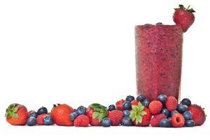 Cancer-Fighting Breakfast Smoothies: Fun Recipes, Oz Cancerfight, Cancer Fight Breakfast, Wheat Germ, Dr. Oz, Extra Healthy, Cancerfight Breakfast, Almonds Milk, Breakfast Smoothie