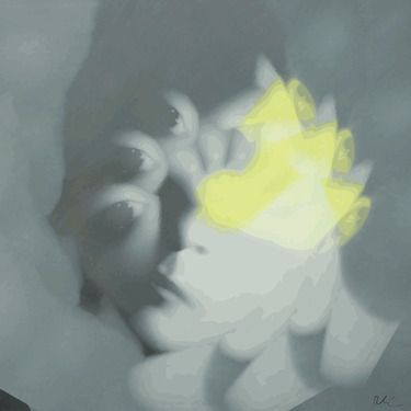 "Saatchi Online Artist Riccardo Schiavon; Digital, ""New frontiers 01"" #art"