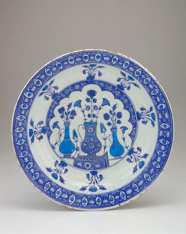 Arts of the Islamic World | Plate | F1955.8
