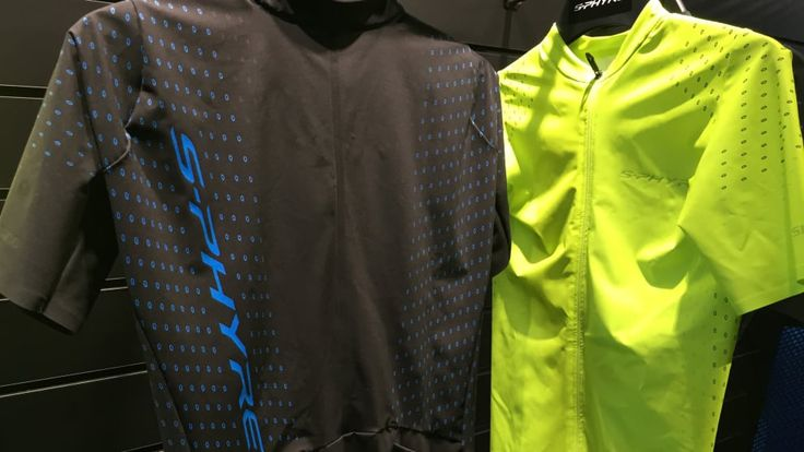 1/2/17: Shimano have released high-tech cycling apparel to compliment their successful S-PHYRE shoes. We took a close look at the gear in Adelaide - Quite frankly, it's like no other jersey fabric we've ever ...