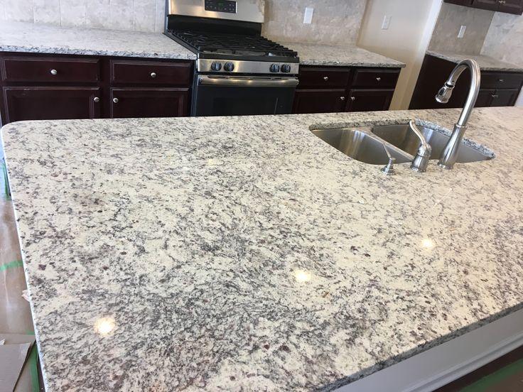 Dallas White Granite White Springs Granite White