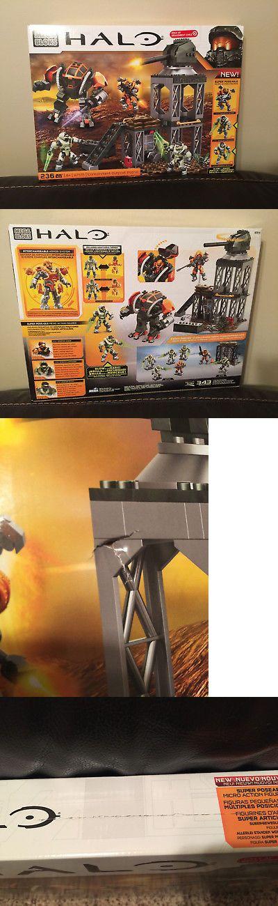 Mega Bloks 52338: Halo Mega Bloks Containment Outpost Patrol 97515 -> BUY IT NOW ONLY: $44.99 on eBay!