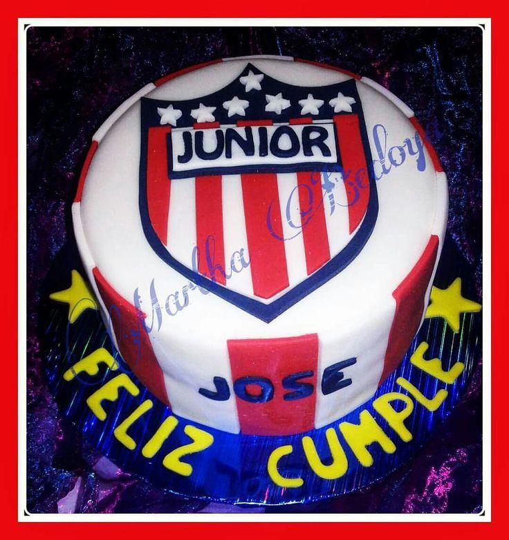 Cake fútbol Junior
