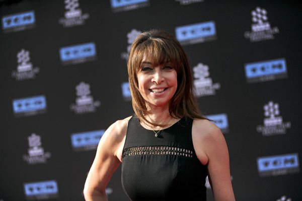 """Actor Illeana Douglas attends the 50th anniversary screening of """"In the Heat of the Night"""" during the 2017 TCM Classic Film Festival on April 6, 2017 in Los Angeles, California. 26657_004 (April 5, 2017 - Source: Emma McIntyre/Getty Images North America)"""