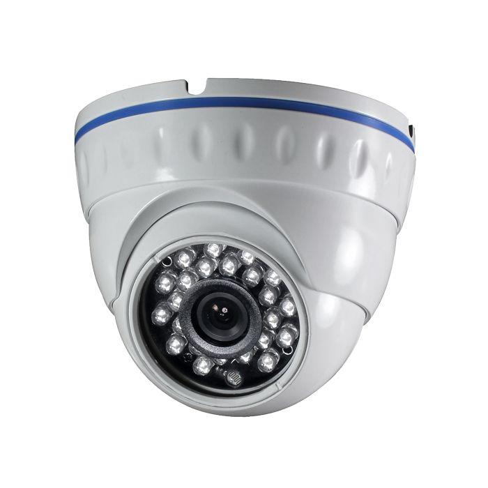 Camera de supraveghere pentru interior antivandal ATX24W-08 cu lentila fixa si 24 leduri infrarosu pentru max 20 m - http://supravegherevideo.com/new/ATX24W-08-1080P