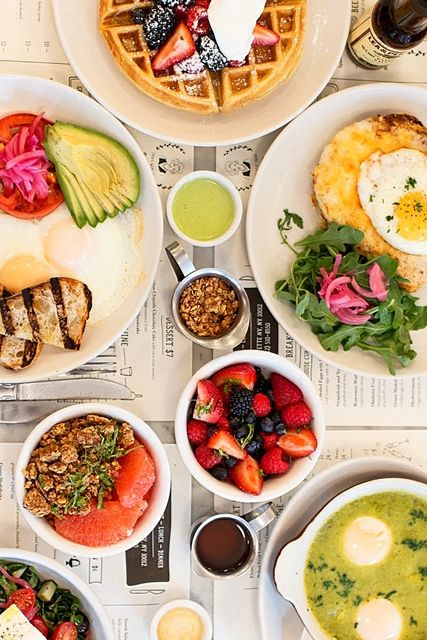 31 NYC brunch spots that NEVER fail