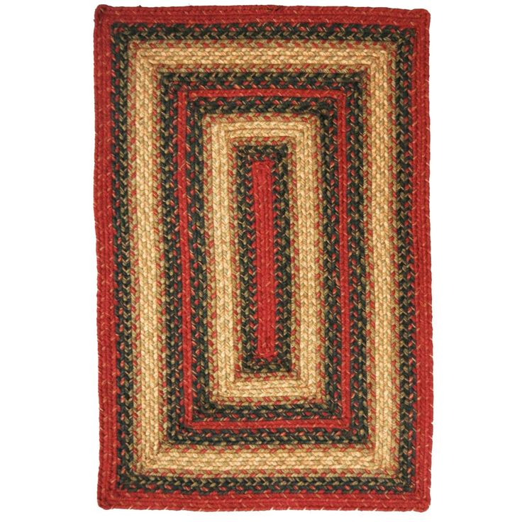 Sisal Rug Got Wet: 67 Best Images About Homespice Jute Braided Rugs