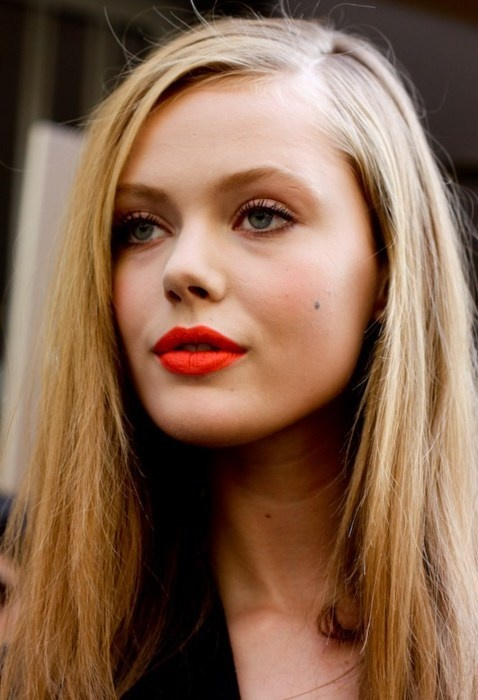 1000+ images about Red lipstick on Pinterest | Matte red ...