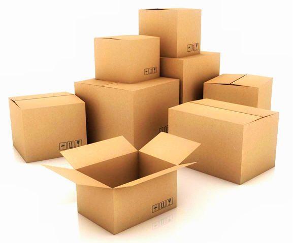Картонные коробки от тортов