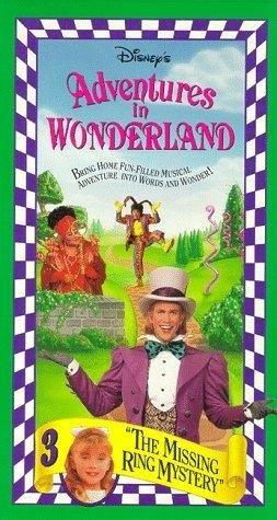 Adventures in Wonderland :-)