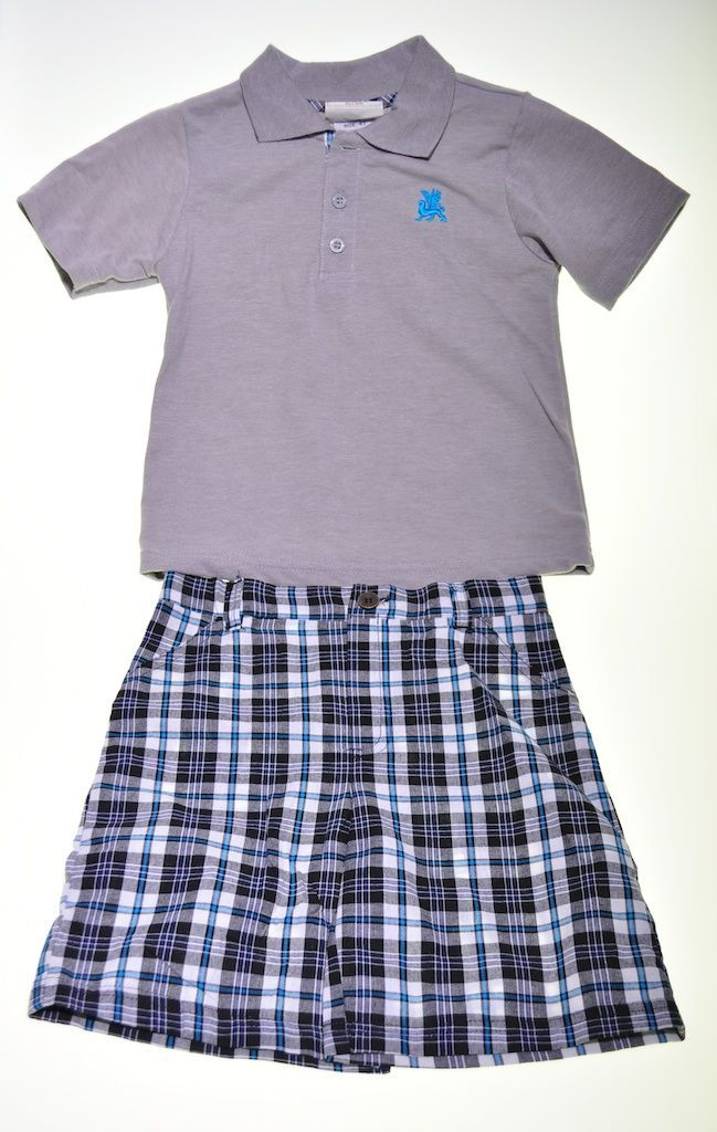 such a cute little boys outfit.