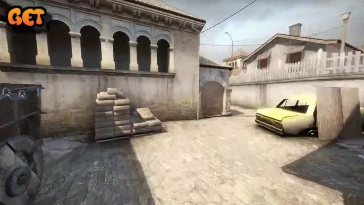 Counterstrike  1 BULLET, four HITS!