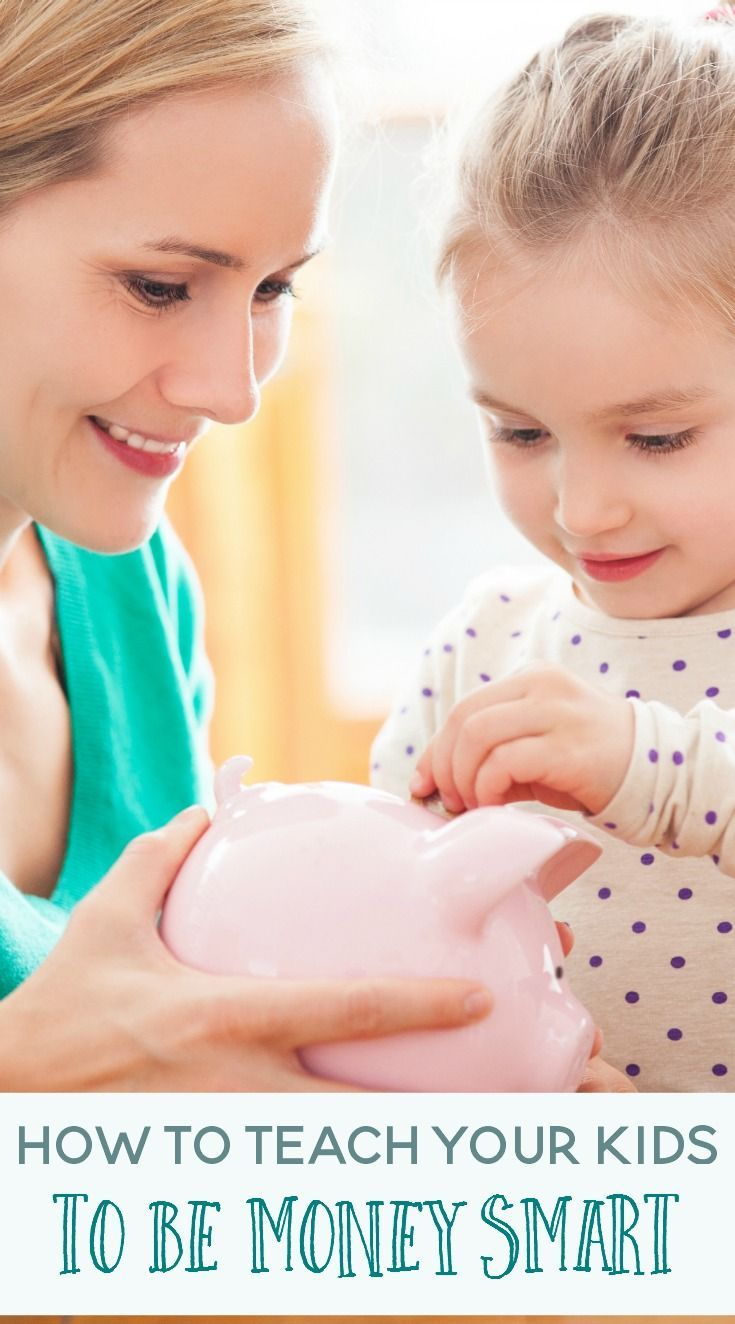Raising a money savvy kid begins by teaching them how to be money smart. But what exactly does that mean? Click through to find out.