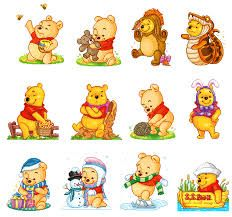 Fabulous  Pooh Bear Winnie
