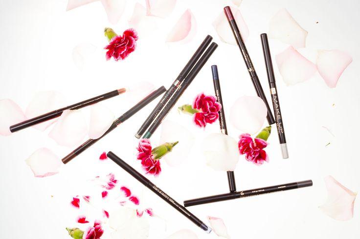 Lipliners met kleuren die perfect passen bij de tinten lippenstift