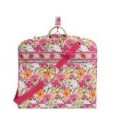 Vera Bradley Garment Bag in Tea Garden