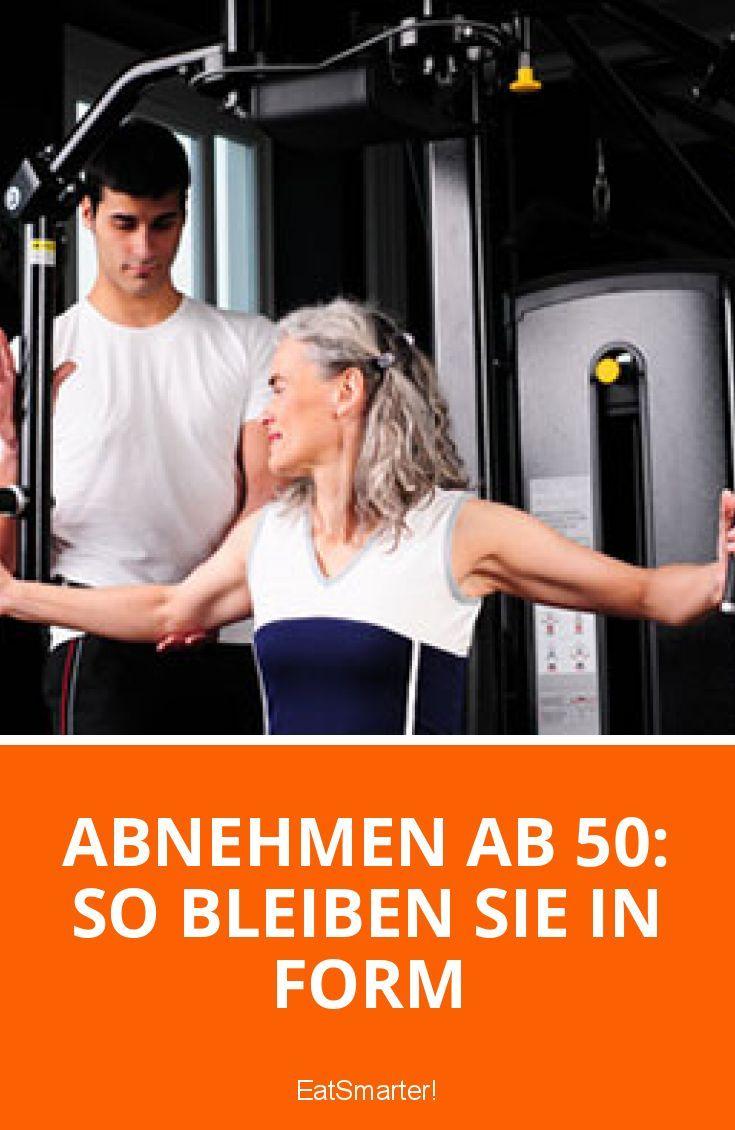 Abnehmen ab 50: So bleiben Sie in Form | eatsmarter.de