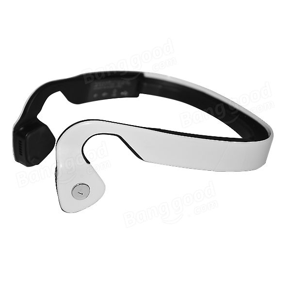 Smart Bone Conduction Wireless Bluetooth Stereo Ear Headset Outdoor Sports Music Earphone Sale - Banggood.com