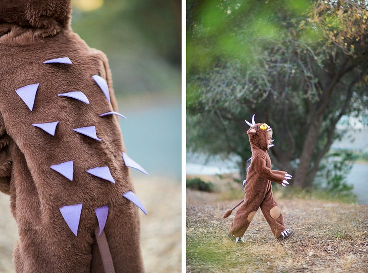 The Gruffalo Costume | Aria Photography Blog
