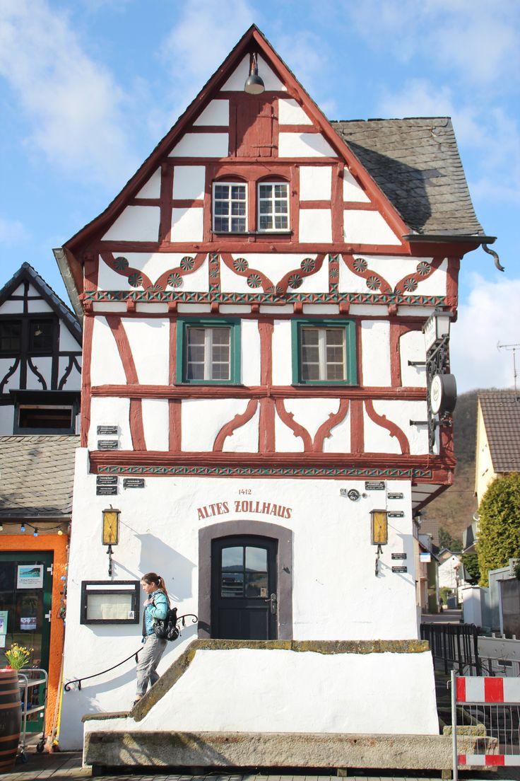 Bad Breisig ~ Rhineland Palatinate ~ Germany