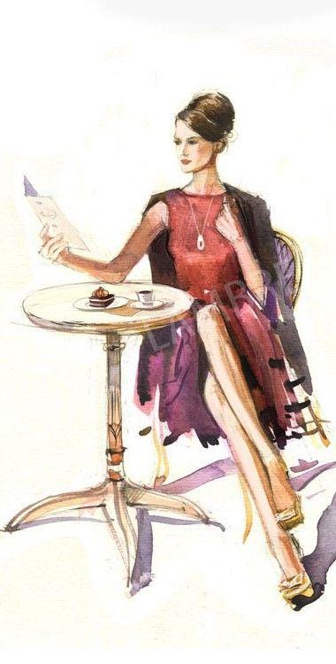 !!!!!!@@@@¡¡¡¡.....http://www.pinterest.com/lilacraindrops/fashion-illustrations/