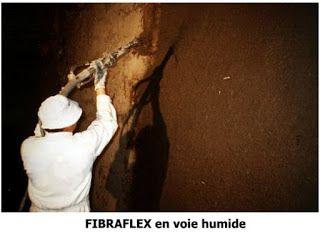 Béton projeté fibré humide et sèche - renforcement et réhabilitation