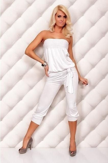 Sexy Sleeveless Strapless Women's Romper Jumpsuit One Size 5 Colors