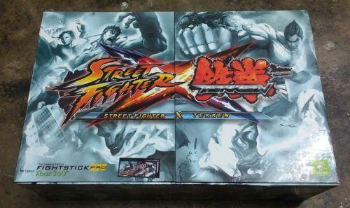 Xbox 360 Street Fighter X Tekken Arcade FightStick Pro Capcom Joystick USED: $99.99 End Date: Sunday Apr-8-2018 15:02:01 PDT Buy It Now for…
