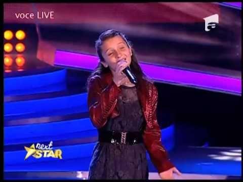 """Oana Cenușe - Sarah Connor - """"From Sarah with love"""" - Next Star"""