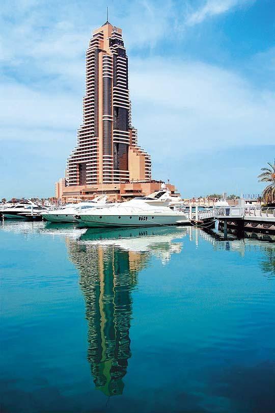 Hotel Grosvenor House, dovolena a zájazdy do hotela Dubaj - INVIA.SK