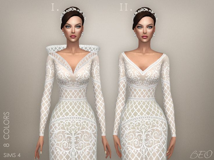 Collection - Ekaterina for The Sims 4 by BEO