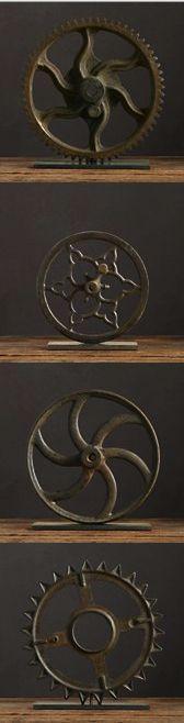 Diseño de las tuercas