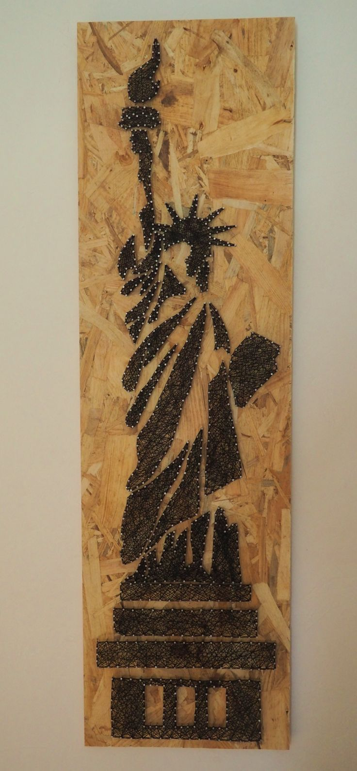 best deco fil images on pinterest spikes string art and thread art