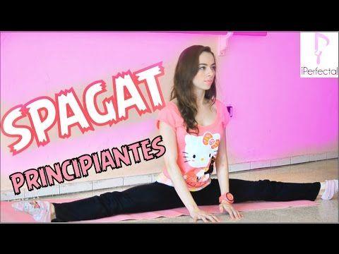 COMO HACER SPAGAT PRINCIPIANTES/ ejercicios flexibilidad - YouTube
