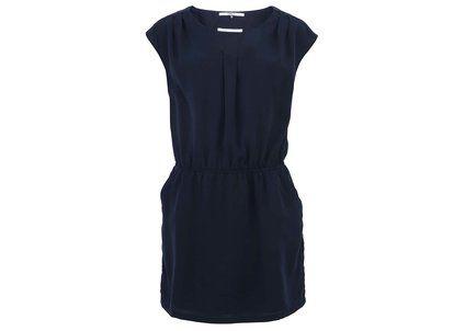 Tmavě modré šaty ONLY Miley