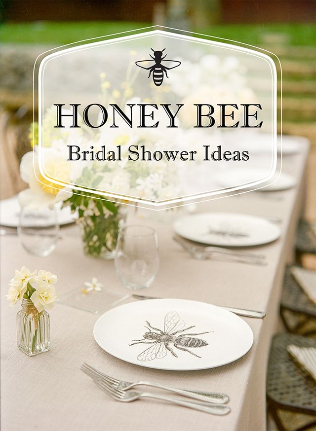 words to write in wedding shower card%0A Honey Bee Bridal Shower Ideas   An Amazing Giveaway