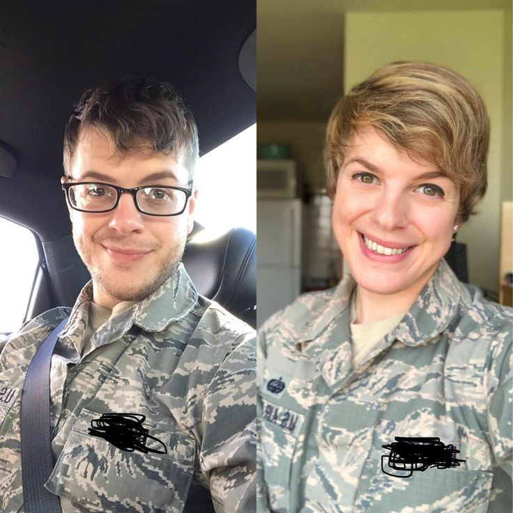 Every time I look in the mirror I just feel right. 7 months on hormones! : transtimelines