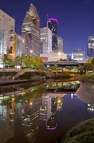 Houston ~ The Bayou City