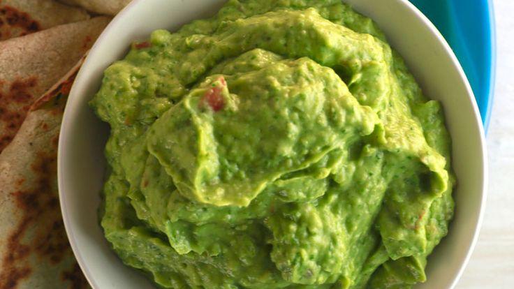 Dr. Travis Stork's Classic Guacamole Recipe.