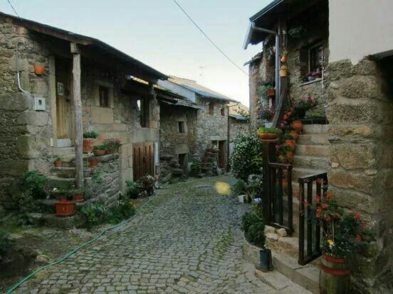 Aldeia do Montesinho, Braganca, Portugal
