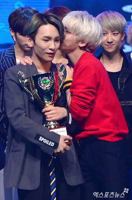 The8 its a JongKey shipper I can tell by his face haha