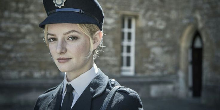 Dakota Blue Richards as  WPC Shirley Trewlove in Endeavour
