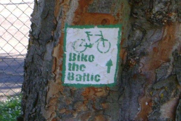 Przejechać cały polski odcinek Bike the Baltic