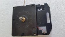 Jeco general time battery powered clock movement for parts or repair D104