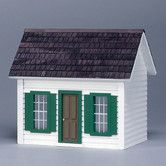 Found it at Wayfair - Finished & Ready to Play Doll House 0.5 Lightkeeper's House