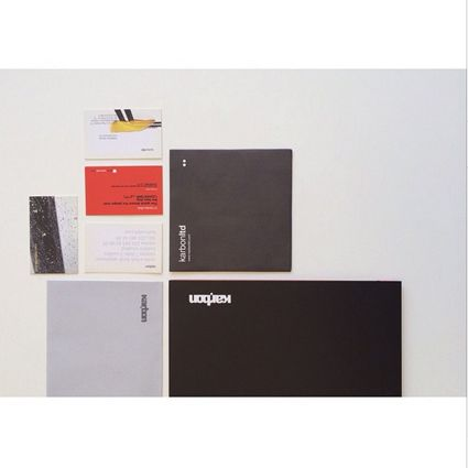 Karbon Identity  #design #graphicdesign #karbonltd